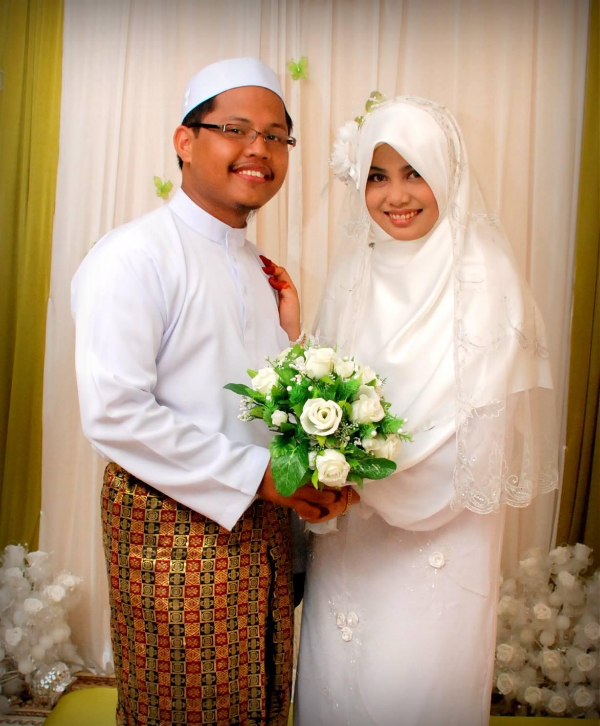 Gambar Kahwin Liyana