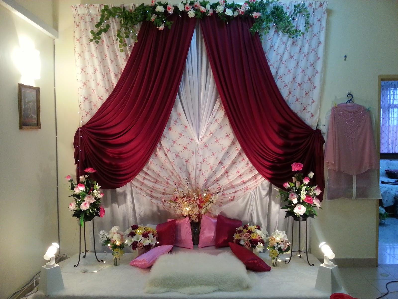 Kahwin Pelamin Sederhana