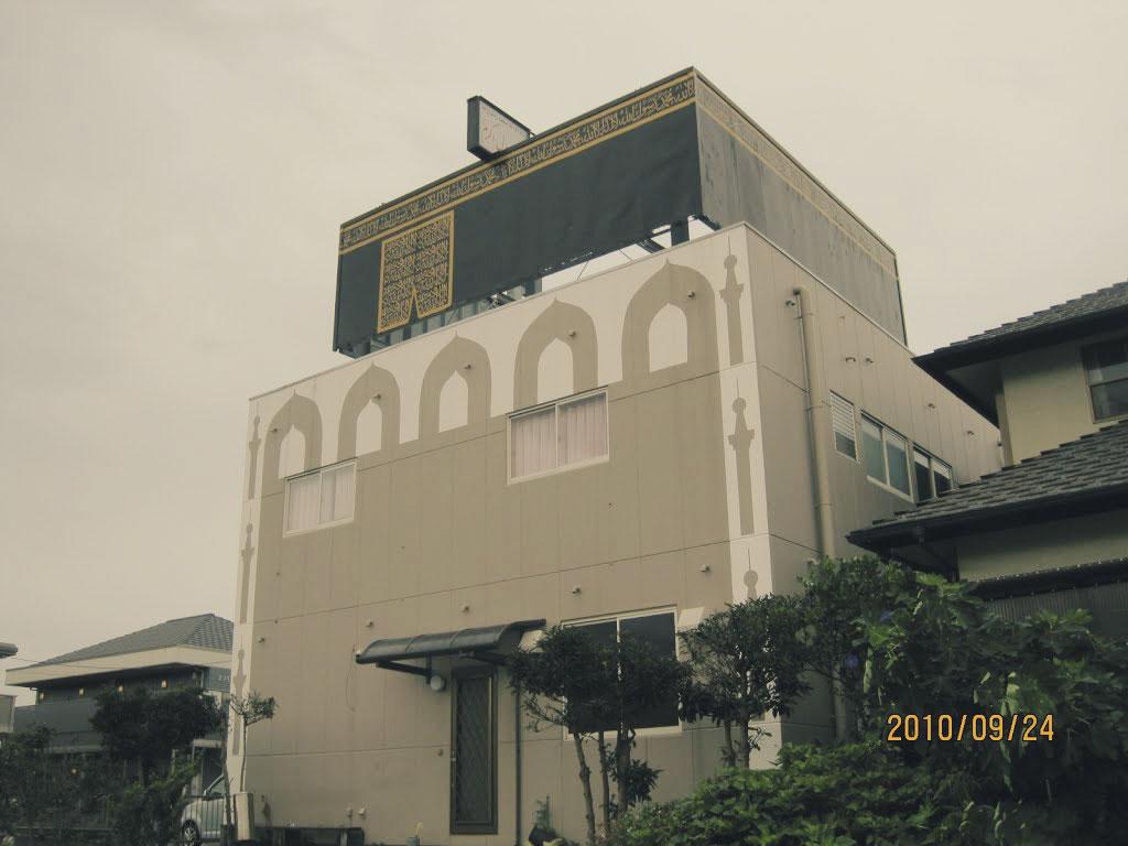 Masjid Fuji Rasool namanya diambil sempena kedudukannya yang tidak jauh dari Gunung Fuji. [Panoramio]