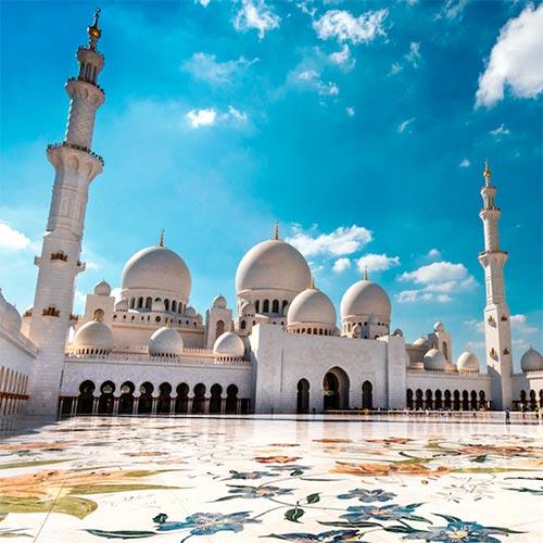 25 Masjid Terindah Di Dunia